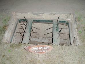 A literal death trap
