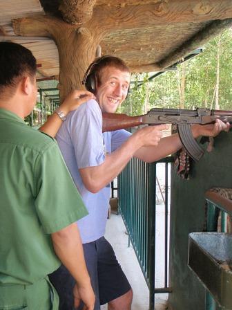 AK 47 craziness