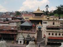 Shiva's actual temple