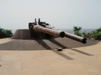 A big French gun