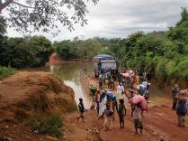 A river crossing