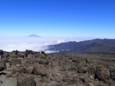 Kili's sister peak