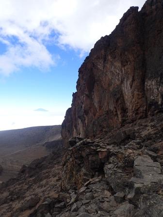 A big rock (Lava tower)