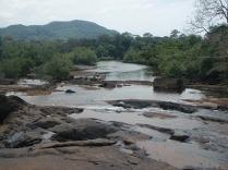 A bit of river