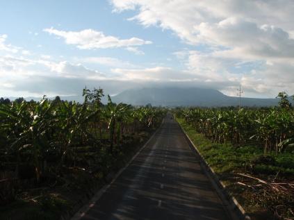 On our way through Rwanda