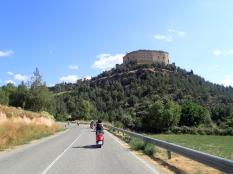Spanish village/castle