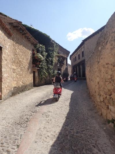 Spanish cobbles