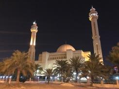 A big mosque
