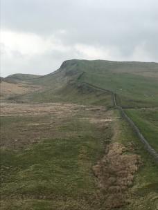 An impressive stretch of land