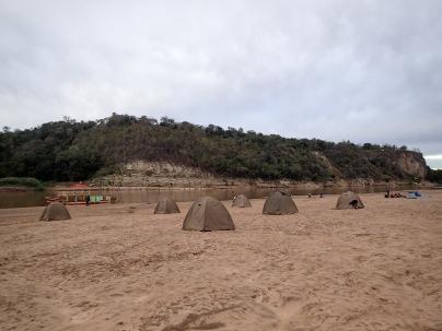 Campsite number 1
