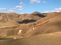 The eroding landscape