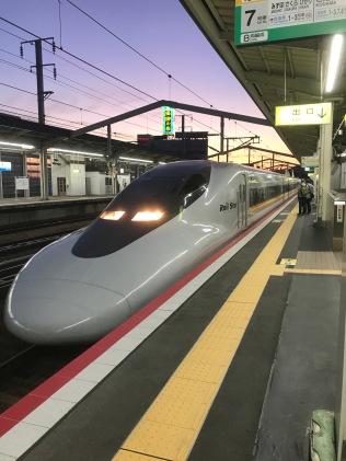 Super sexy train