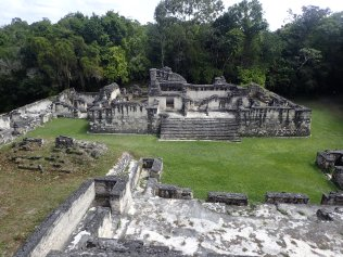 More ye ode temple thing aka Tikal