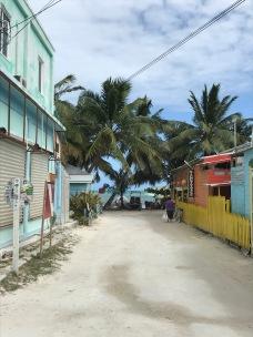 A busy street