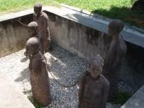 Slave market memorial