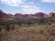 Some huge rocks