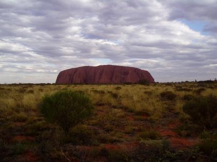 A famous rock
