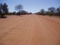 A main road