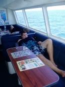 A sleepy Big Phil