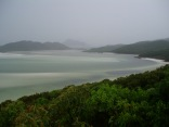 A not so Whitehaven Beach