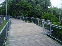 A boardwalk