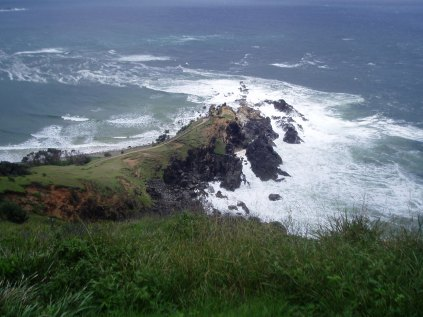 A bit of coast