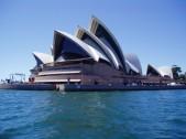 An opera house